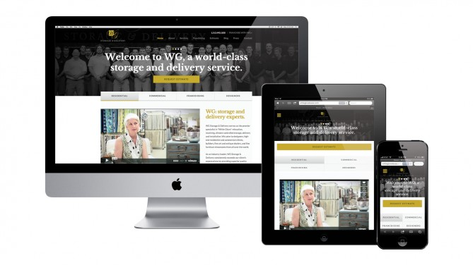 WG's New Responsive Website